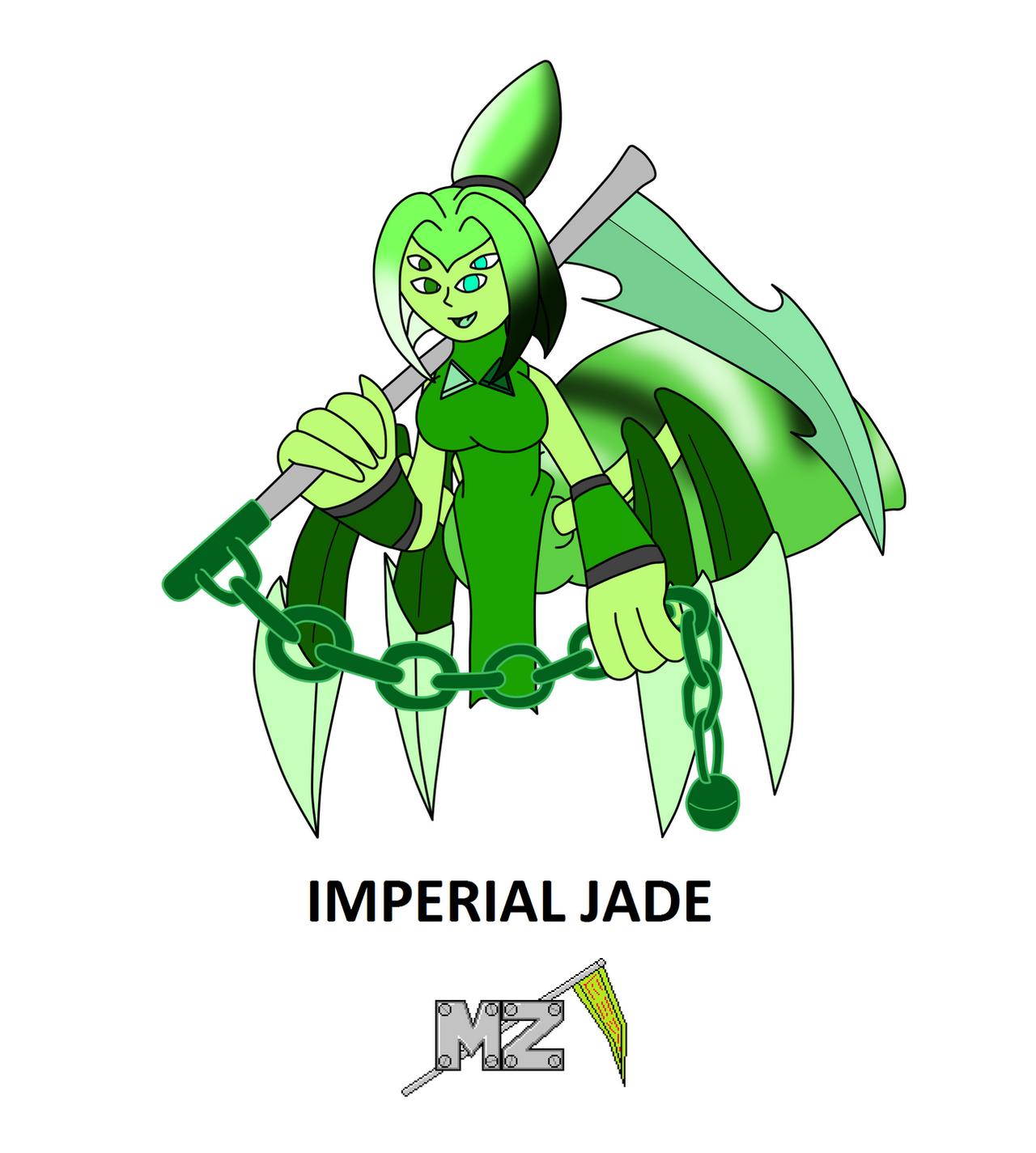Twin Jade's Gemfussion by metalzaki