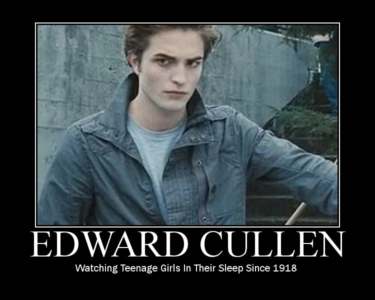 Edward Cullen By Ourhandofsorrow On Deviantart