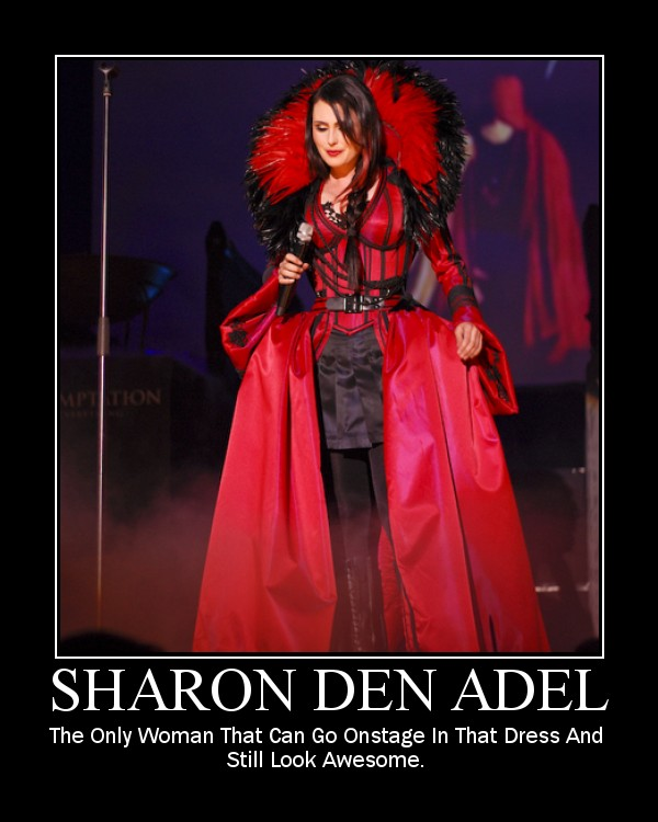 {Gallery} Sharon Den Adel - Pagina 22 Sharon_Den_Adel____Thing_by_OurHandOfSorrow