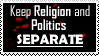 Religion and Politics by OurHandOfSorrow
