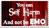 Self Harming and Stereotypes by OurHandOfSorrow