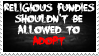 Religious Fundamentalists by OurHandOfSorrow