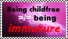 Immaturity by OurHandOfSorrow