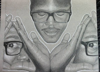 Drawing of monroe martin by kcsnipes