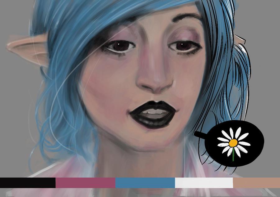 Daisy - Gibi Cosplay by kcsnipes