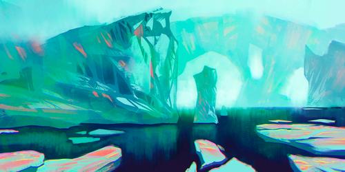 Sketch: Frozen