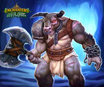 Enchanters: Overlords Minotaur