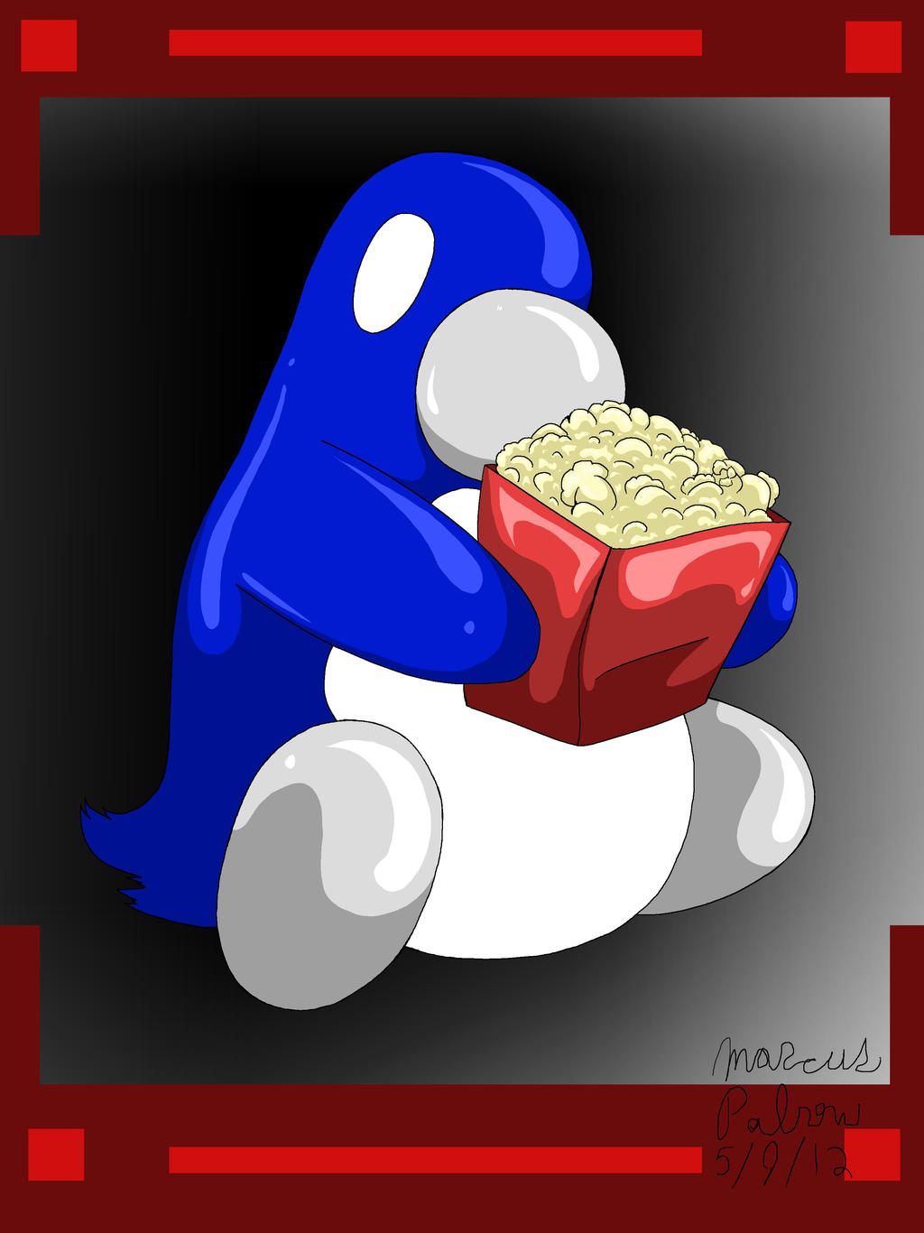 Image Result For Colored Popcorn