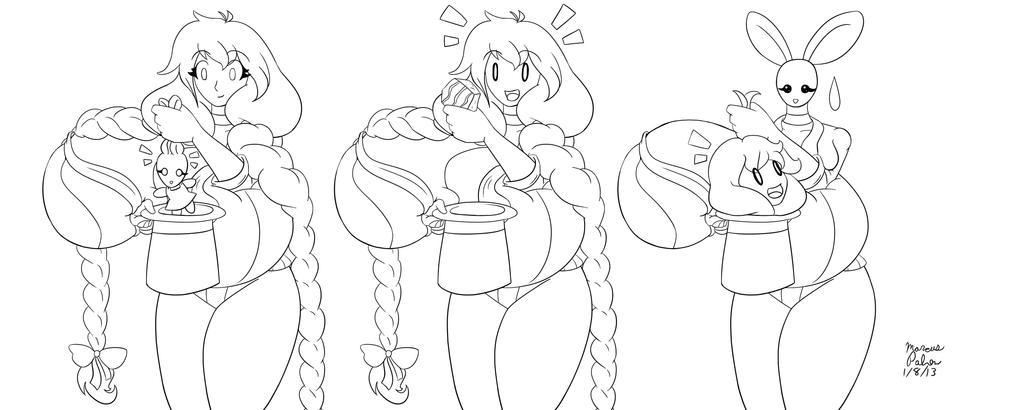 Cassie Hat tricks by Anubis2Pabon288