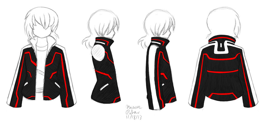 Cool anime clothes