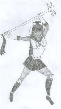 Sailor Dark Moon for Kuroshi
