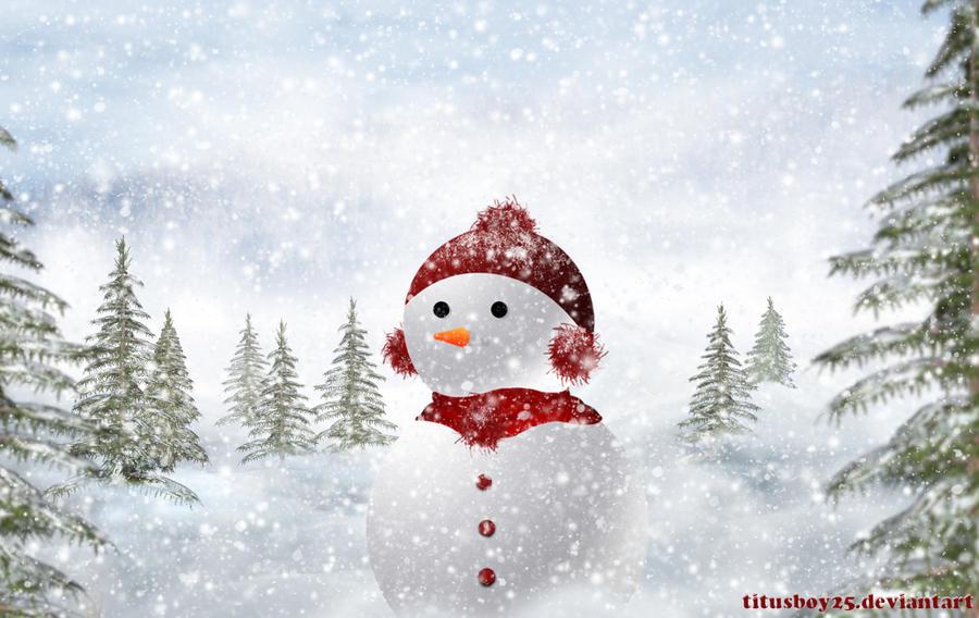 Winter Wonderland 2 by TitusBoy25