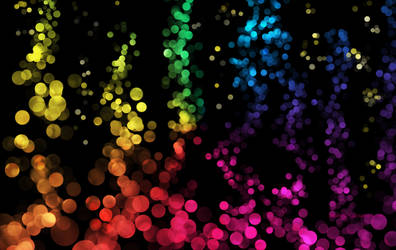 Magic Light Chillin Wallpaper