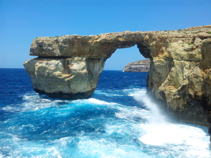 Azure Window-Malta by TitusBoy25