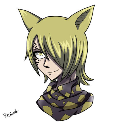 Fairy Tail - Tumblr Request Jackal by EnglandBeth