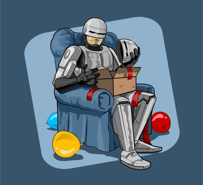 Robo Cap by skam4