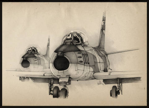 F-86EM Sabre