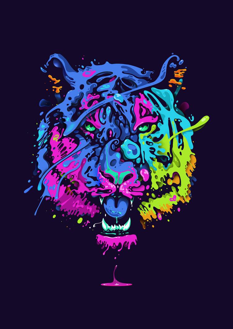 Tiger by skam4