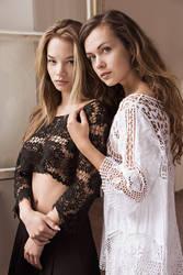 Nici Dee and Sabina by dannygoedicke