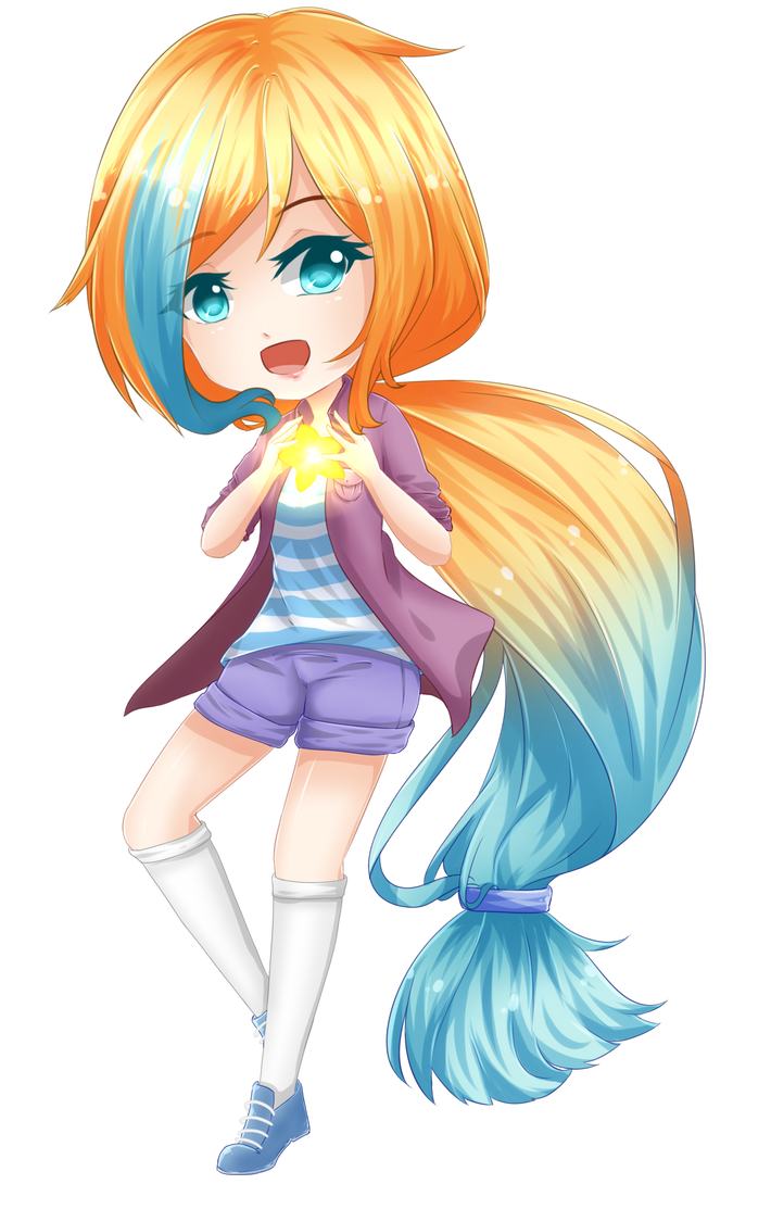 [Semi-chibi] Cassy007 by C-Chesle