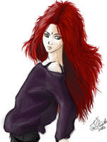 Red Hair by 9mmYODA