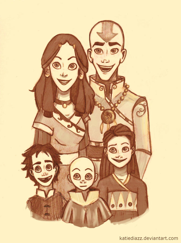 Happy Kataang Family Memories by katiediazz