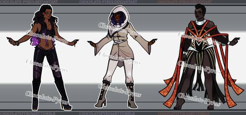 Gatekat / Nightmarerei OC Commissions