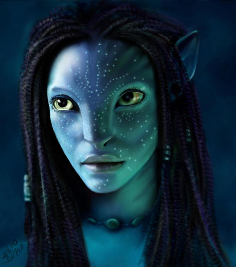Avatar Movie: Na'vi By SeamanArts-Artwork On DeviantArt