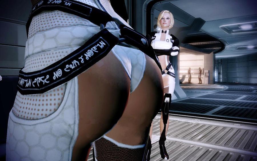 Ass Effect 12