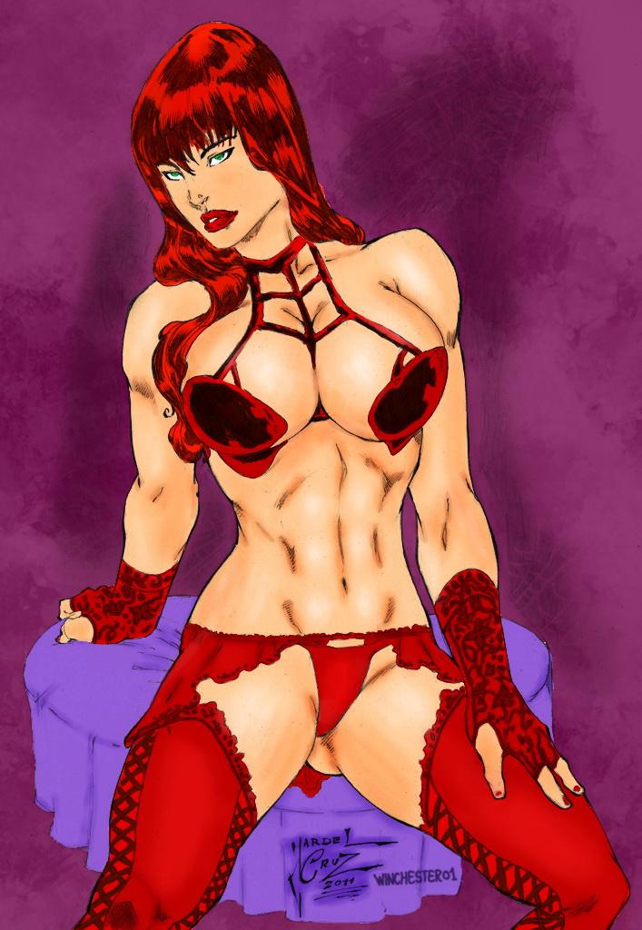 Mary Jane Sexy By JardelCruz by winchester01