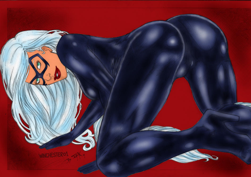 Black Cat by Dyego Jack by winchester01