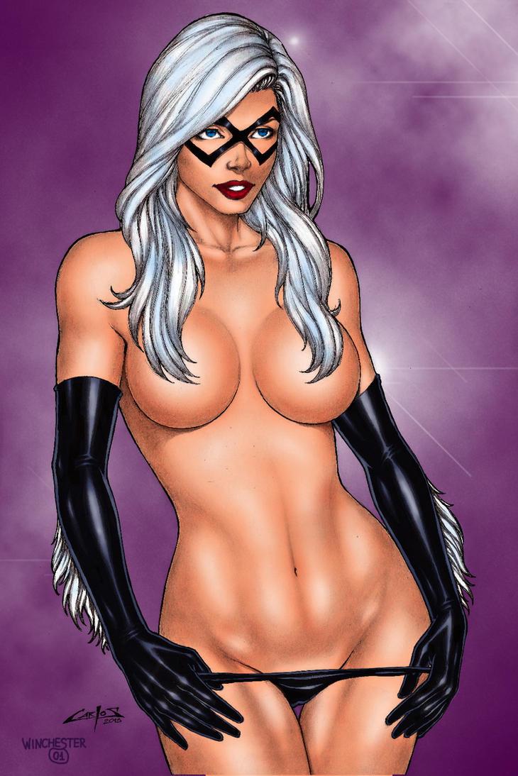 Marvel chicks naked — 12