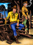Tex and Carson