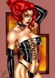 Black Queen by Carlos Silva (2) by winchester01