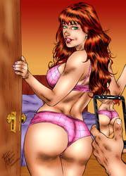 MARY JANE by RONALDO MENDES by winchester01