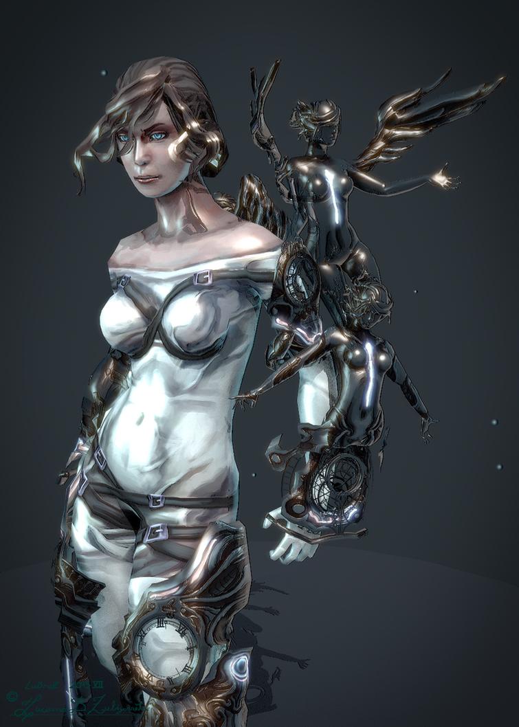 Angel Armor (2) by LuBruZ