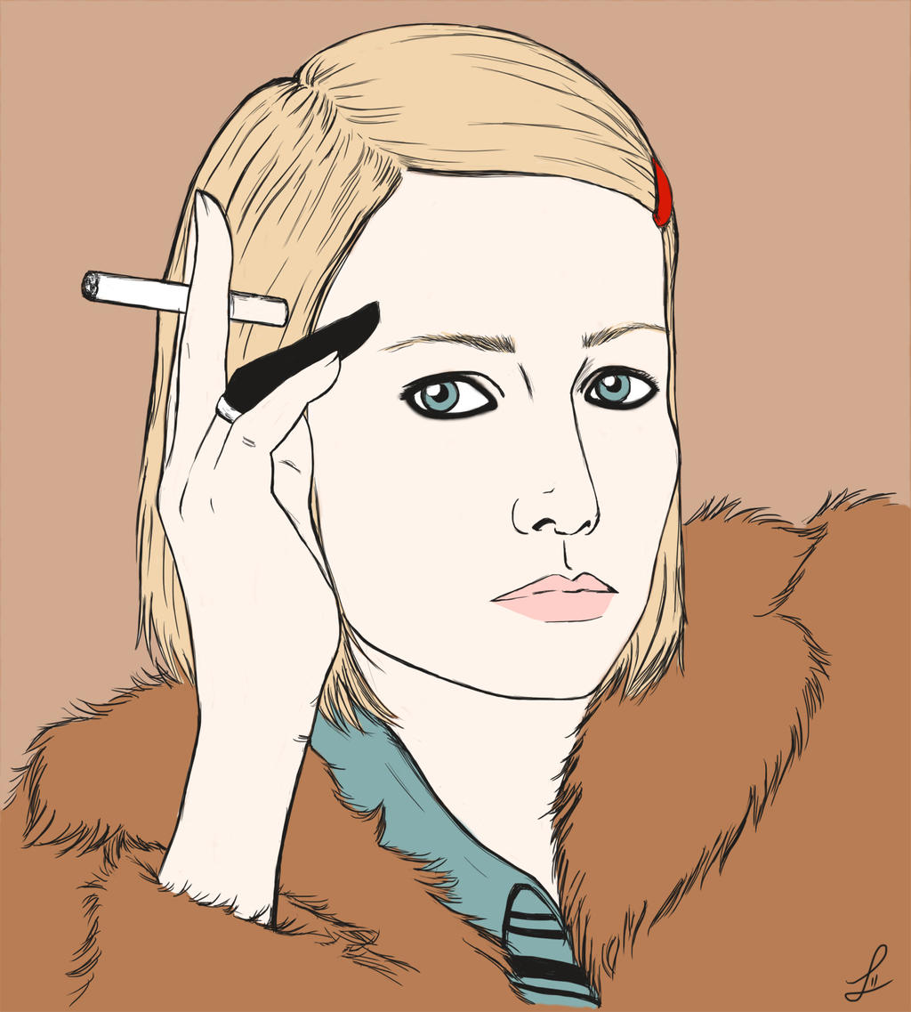 Margot tenenbaum illustration essay
