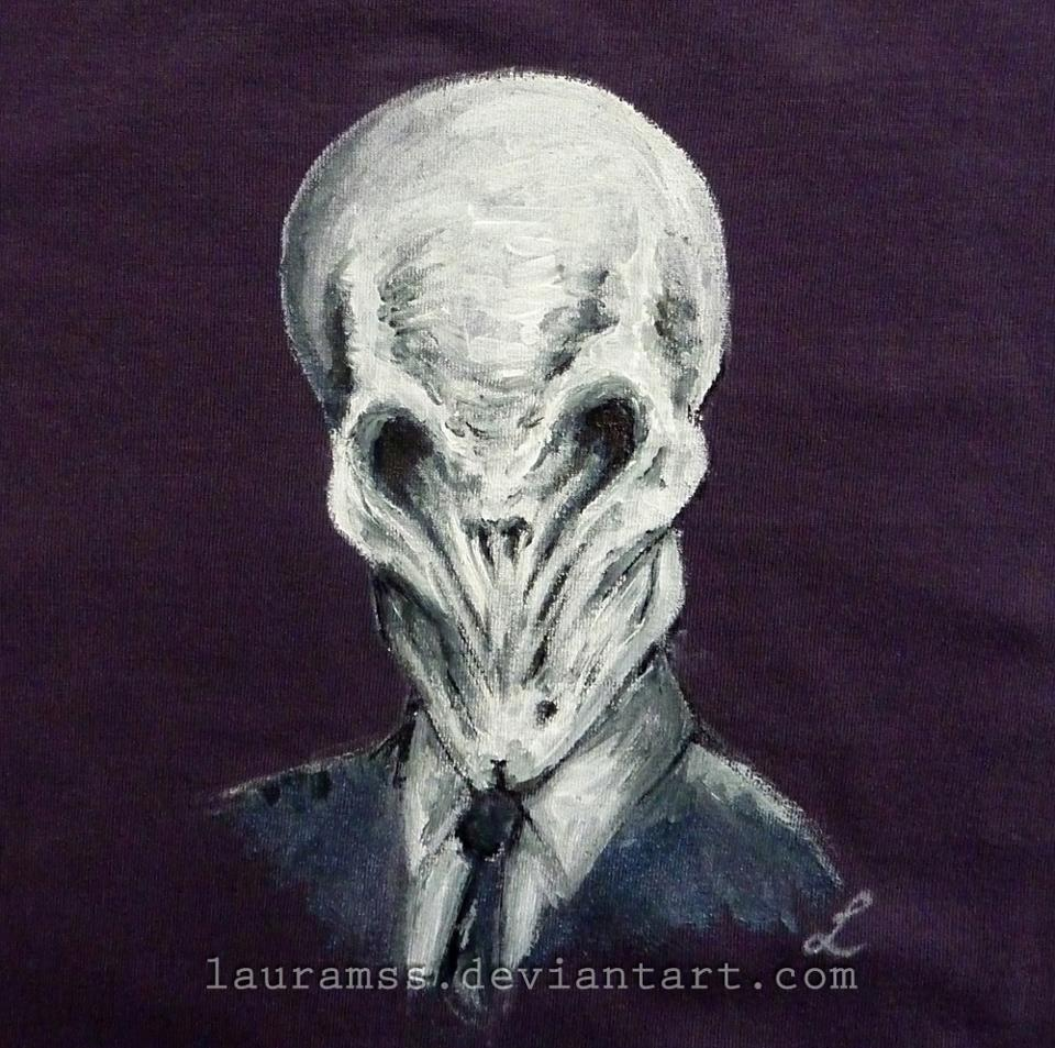 The Silence t-shirt - Doctor Who by LauraMSSDoctor Who The Silence