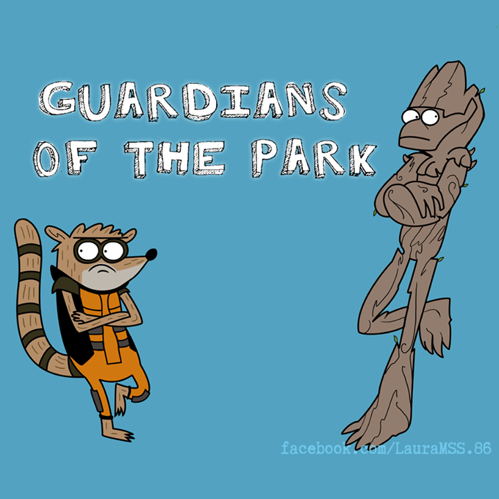 Guardians of the Park by LauraMSS