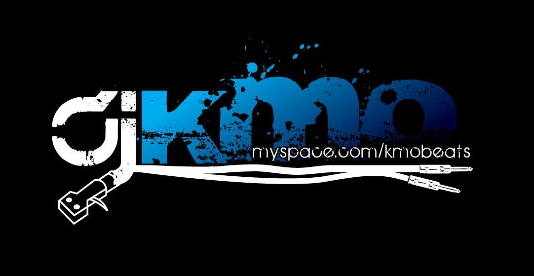 DJ K Mo Logo by knucka on DeviantArt