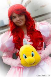 Ariel The little mermaid cosplay by 4everfantasycosplay