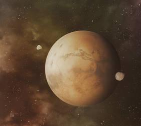Planetary Mars