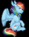 [MLP] Rainbow Dash
