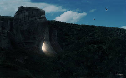 The Portal by Leooch