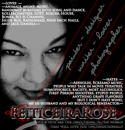 FeiticeiraRose's Profile Picture