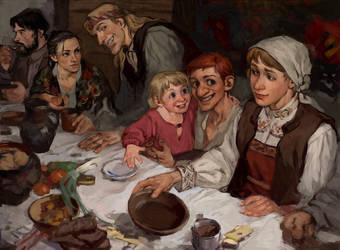 tableful by Zionka