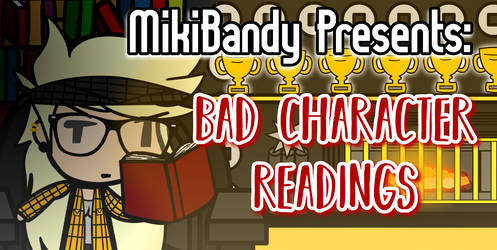 Livestream Event: Bad Character Readings