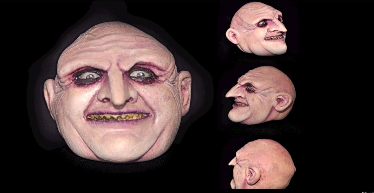 Danny DeVito Penguin 1/6 Scale Head Sculpt by ...