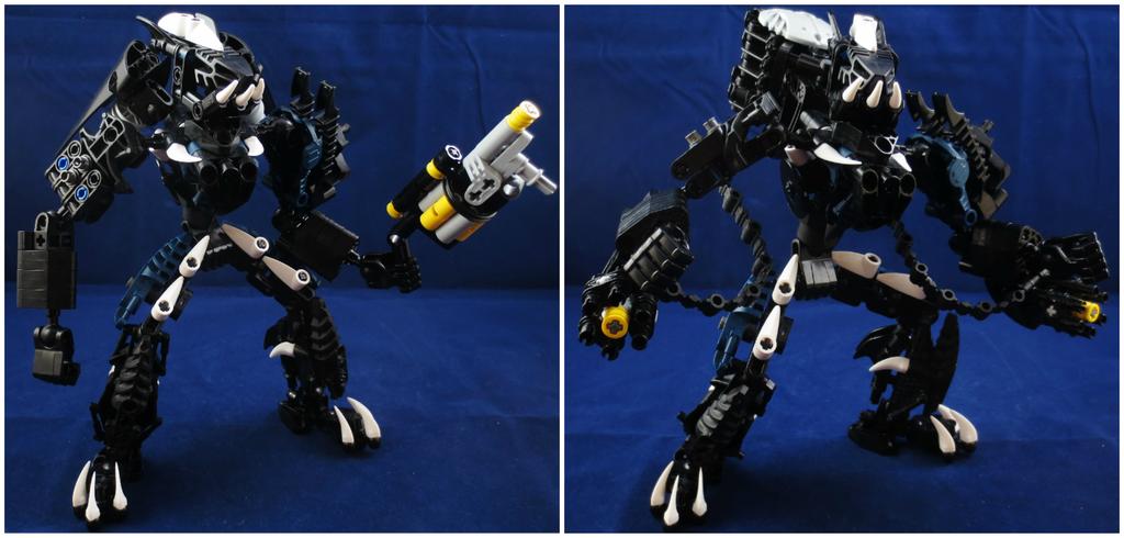Type M Ranger Frame by Monarth