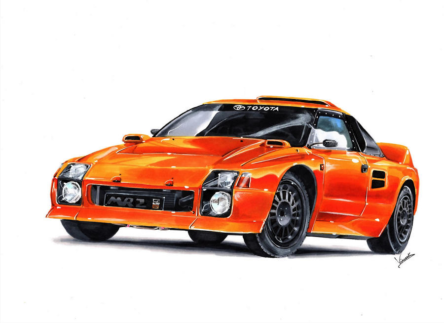toyota mr2 222d gr b streetvsdesign69 on deviantart